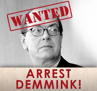 arrestdemmink